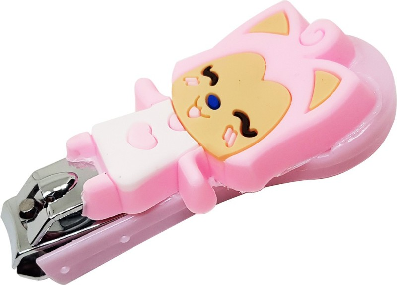 Majik Nail Clipper For New Born Baby/ Baby Kids Safety Nail Clipper