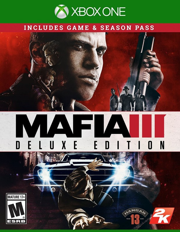 MAFIA III : DELUXE EDITION (Deluxe Edition)(for XBOX ONE)