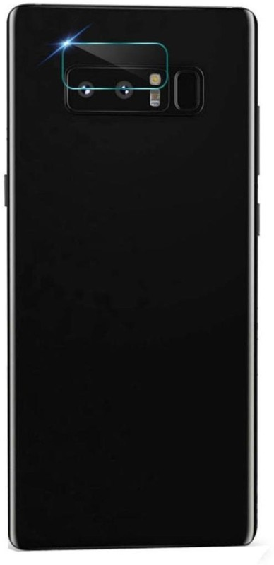 iBubble Tempered Glass Guard for Galaxy Note 8 Camera Lens Protector - Super Clear Ultra HD Camera Protector