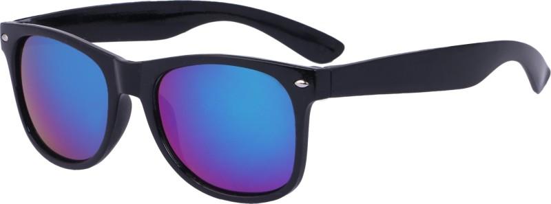 Jeff Rodder Wayfarer Sunglasses(Blue) image
