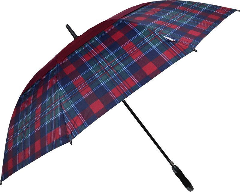 Murano 1-Fold Umbrella Lightweight Maroon Color Umbrella(Maroon)
