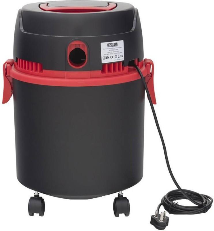 Eureka Forbes Trendy DX Wet & Dry Cleaner(Black)