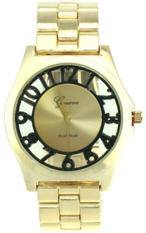 Geneva Quartz GW010GB Watch - For Men
