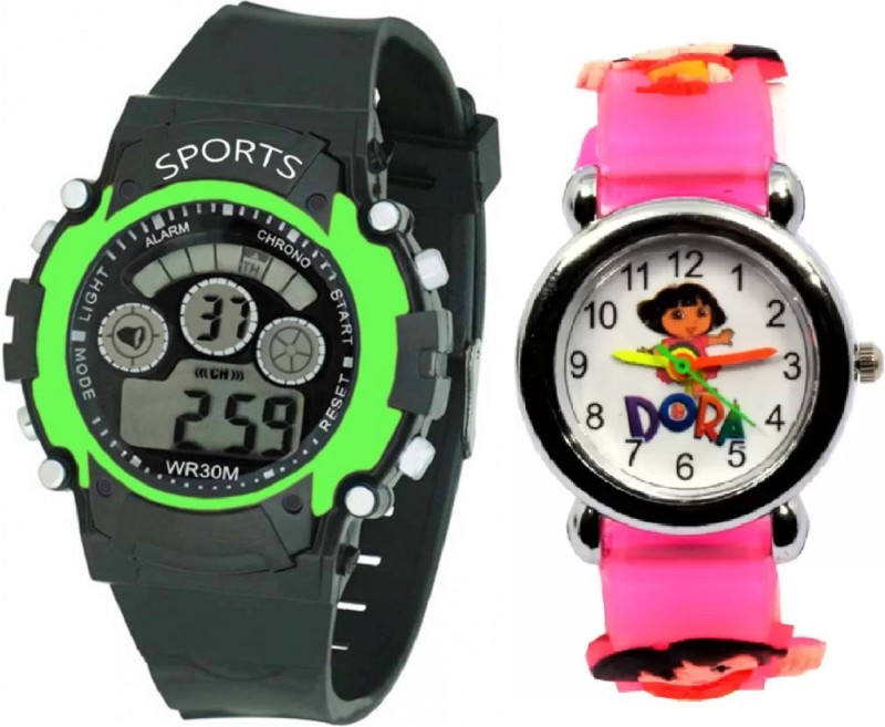 blutech new generation combo today latest combo (FAST SELLING) for kids and Watch - For Boys & Girls