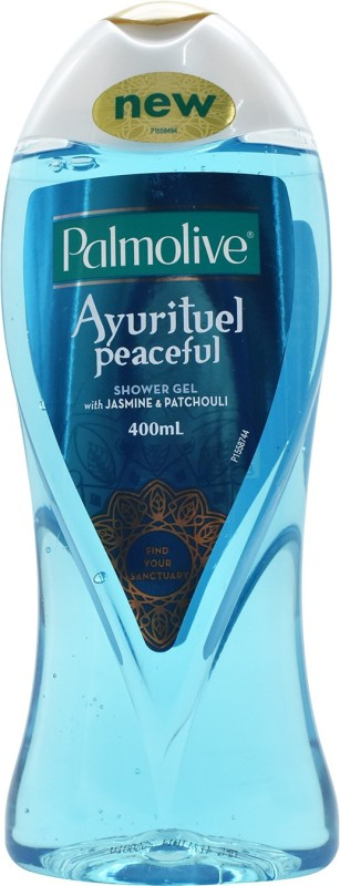 Palmolive Ayurituel Peaceful Shower Gel, Jasmine & Patchouli - 400ml(400 ml)