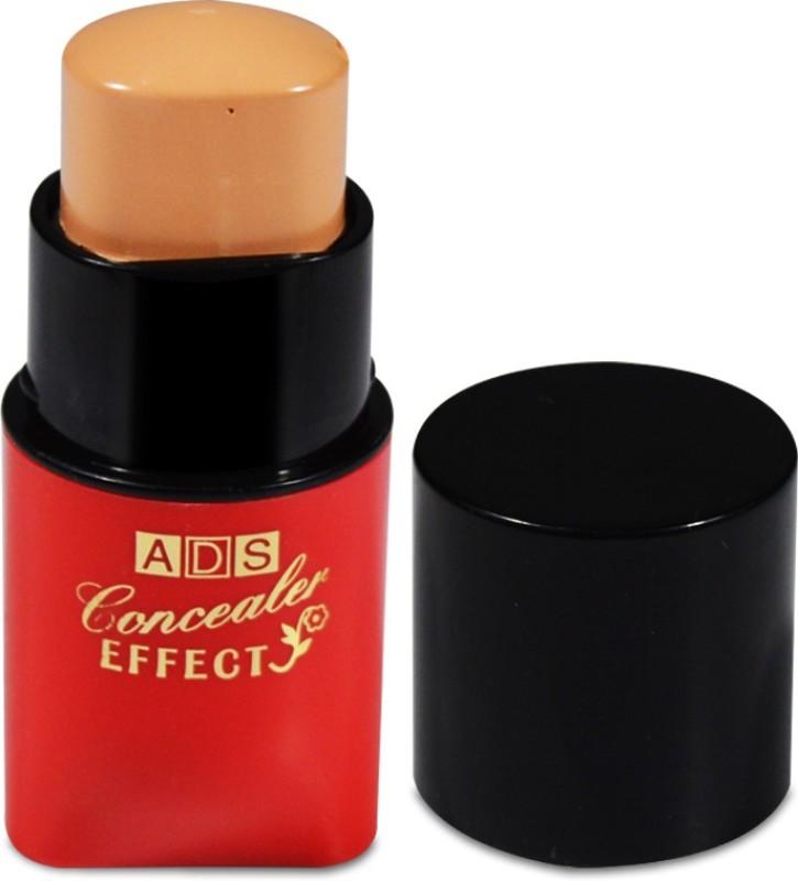ADS Concealer Effect 24Hr A8814-03 Concealer(Raw Sienna Color, 5 g)