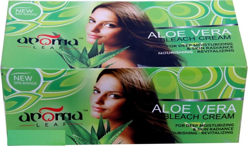 Aroma Leaf Alovera Bleach(300 g)