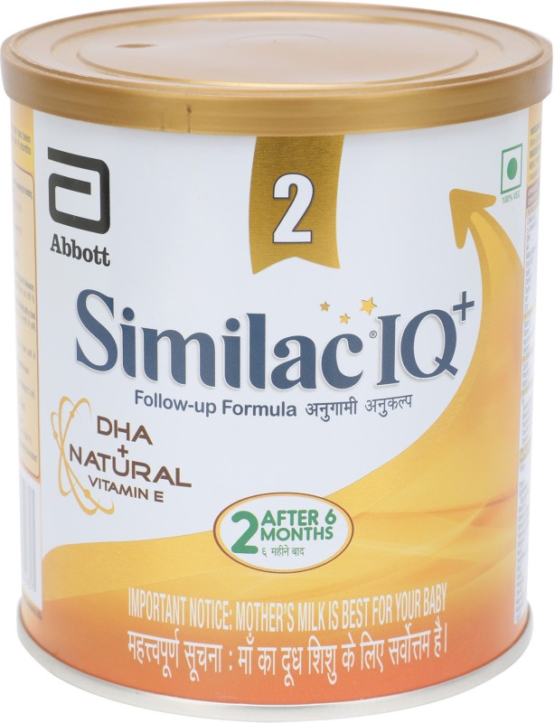 Similac IQ Plus Follow-up Formula(400 g)