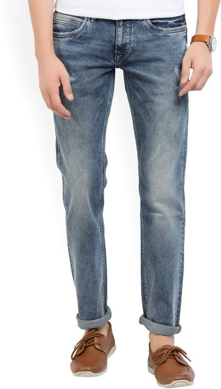 LP Jeans by Louis Philippe Slim Men Blue Jeans