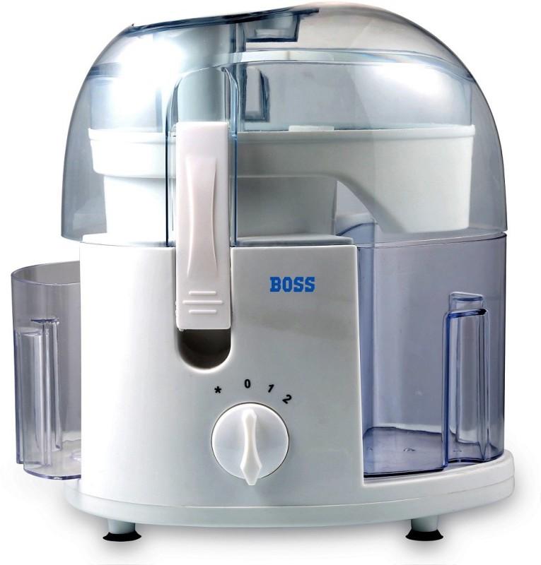 Boss PULPSTAR JUICE EXTRACTOR 350 Juicer(White, 1 Jar)