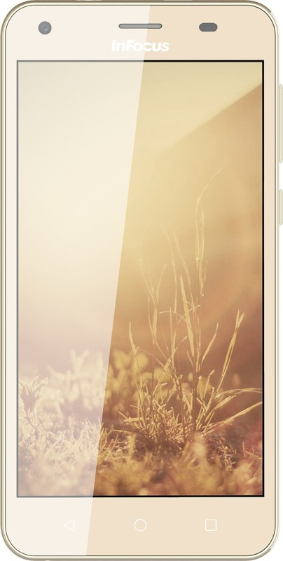InFocus A1 (Gold, 8 GB)(1 GB RAM)