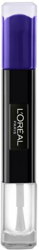 LOreal paris Infallible Gel Nail Paint 134 mixy violet