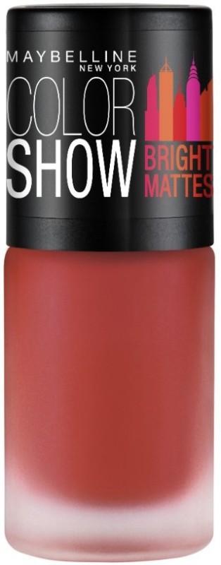 Maybelline Color Show Bright Mattes Blazing Orange