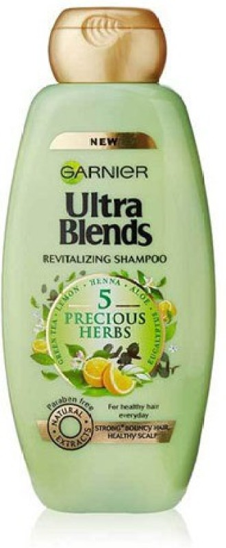 Garnier Ultra Blends Revitalizing Shampoo(175 ml)