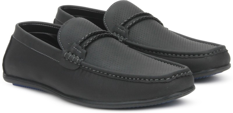 Bata MURPHY Loafers For Men(Black)