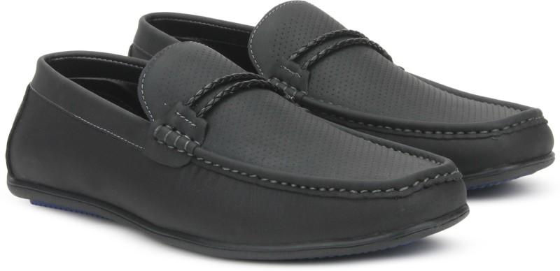 Bata MURPHY Loafers For Men(Black)