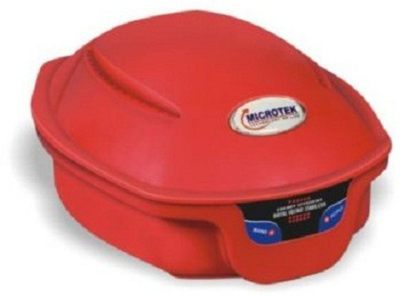 Microtek EMR 4013 Voltage Stabilizer(Red)