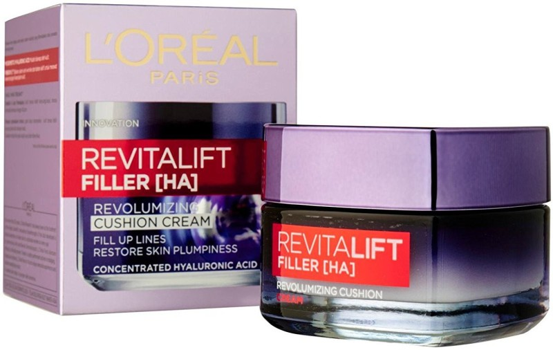LOreal Paris Revitalift Filler [HA] Revolumizing Cushion Cream (50ml)(50 ml)