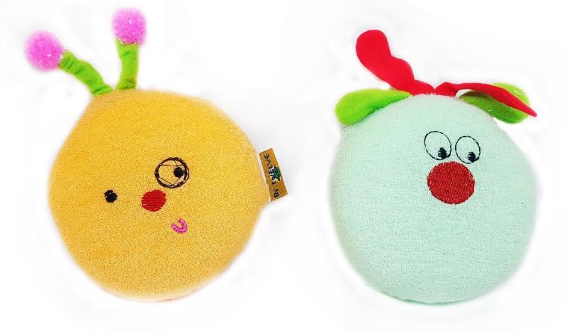 Confidence Fancy Bath Sponge For kids , Men & women | Bathing Sponge For Body