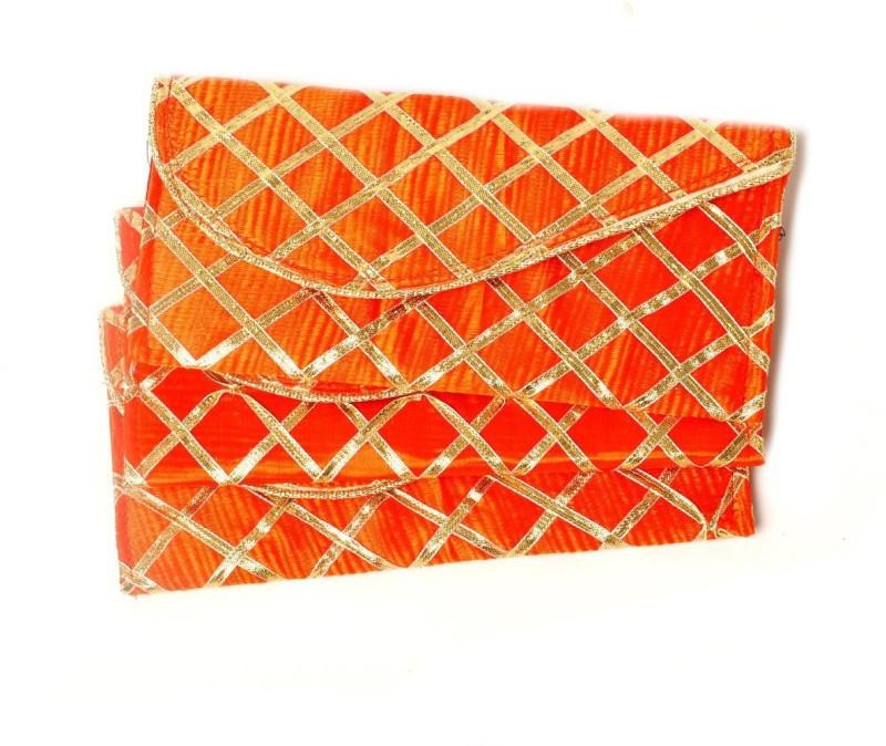 Kolorfish Envelopes(Pack of 3 Orange)
