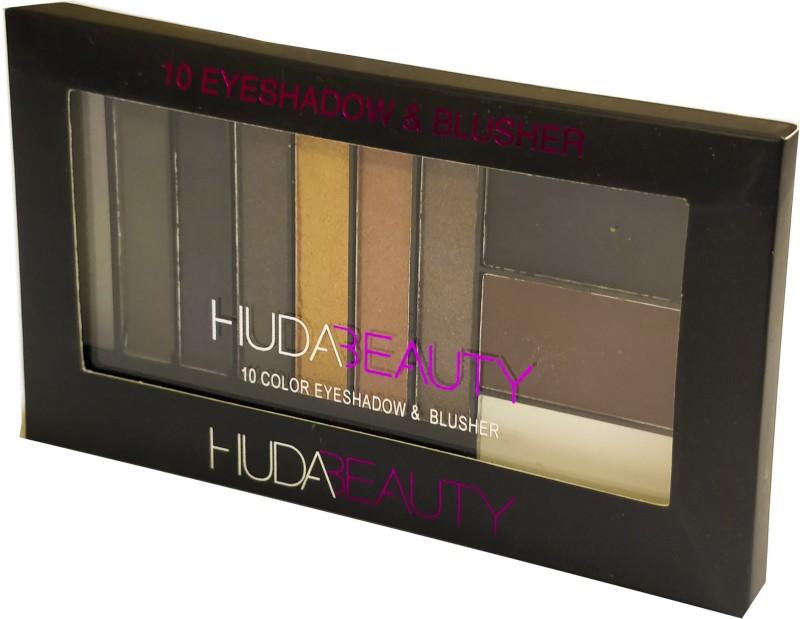 HUDA Blusher+Eyeshadow_WH 10 g(multicolor)