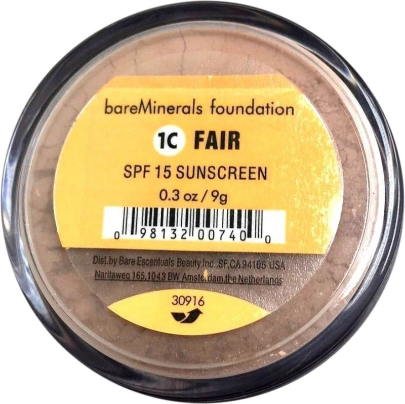 BareMinerals Face 035 Foundation(Fair 1C Large, 9 g)