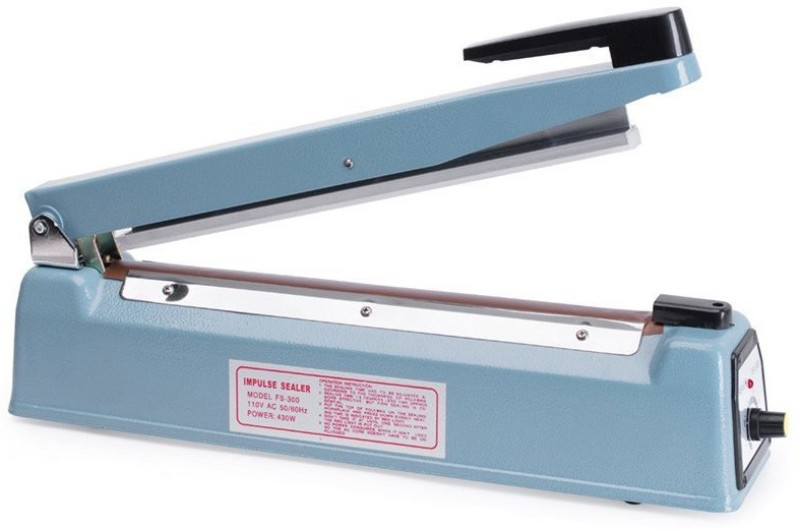 Auroplus Systems India APSIPB008BLU1 Hand Held Heat Sealer(201 mm)