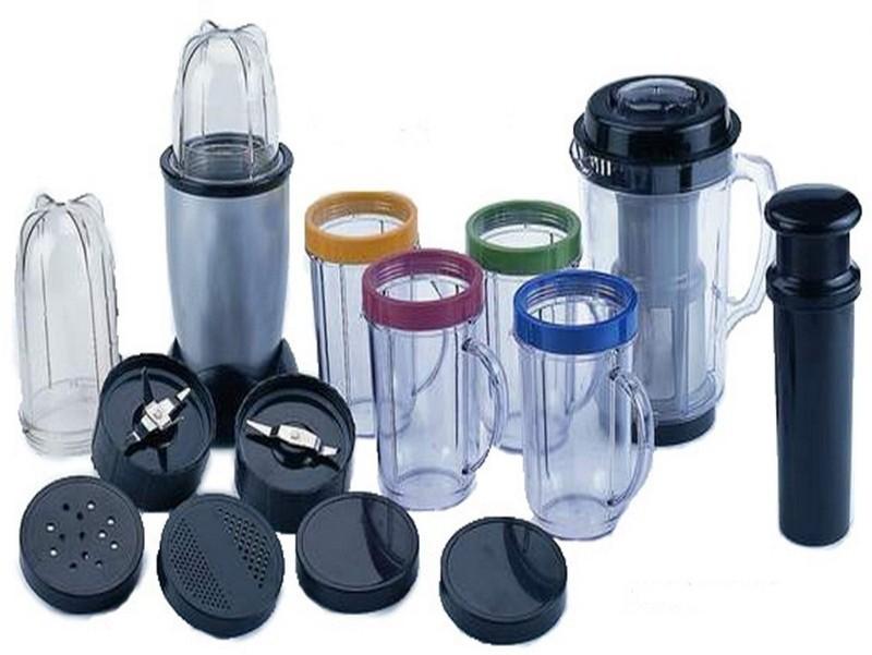 Gauba Traders New Magic Mixer 21pcs 220 W Juicer Mixer Grinder(Multicolor, 7 Jars)