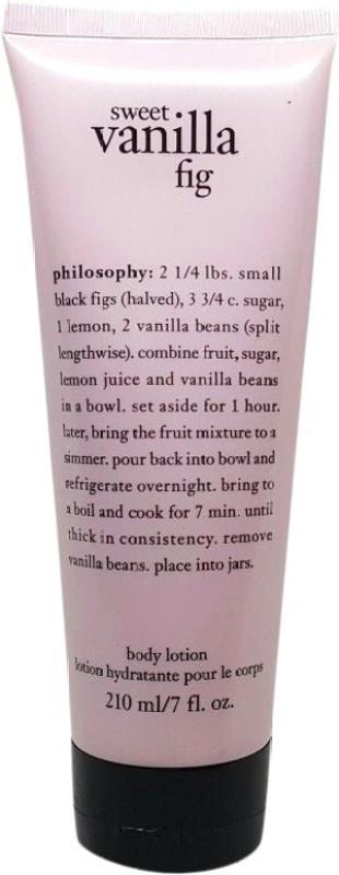 Philosophy Sweet Vanilla Fig Lotion(210 ml)