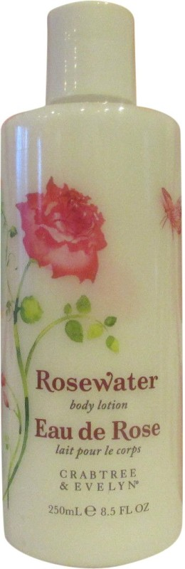 Crabtree & Evelyn Rosewater Eau De Rose Lotion(250 ml)