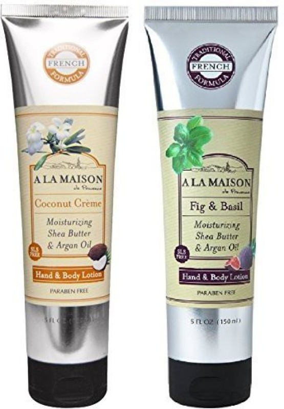 A La Maison Lotion Fig & Basil(150 ml)