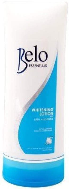 Belo Essentials Whitening Lotion With Skin Vitamins Revitalize Rejuvenate And Whiten Skin(200 ml)