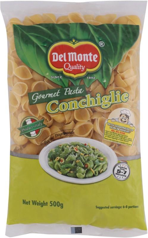 Del Monte Conchiglie Elbow Macaroni Pasta(500 g)