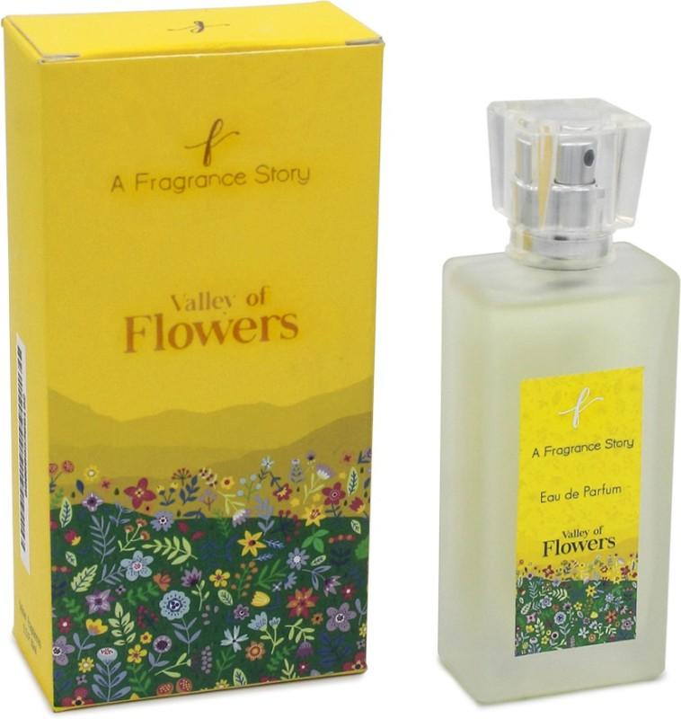 A Fragrance Story Valley of Flowers Eau de Parfum - 50 ml(For Men & Women)