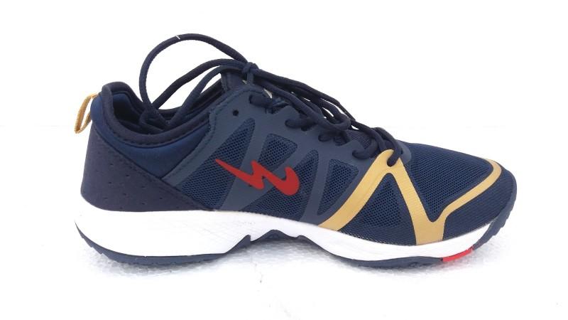 Campus Campus Stadio Navy/Gold/Rust Men Running Shoes Running Shoes For Men(Navy, Gold, Maroon)