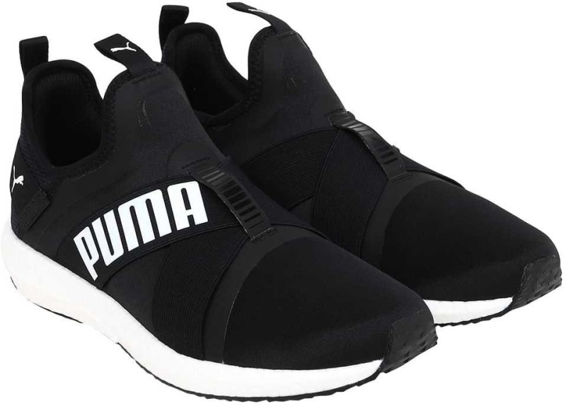 Puma Mega NRGY X Training & Gym Shoes For Men(Black)
