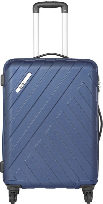 Safari HARBOUR 4W 65 MIDNIGHT BLUE Check-in Luggage - 25 inch(Blue)