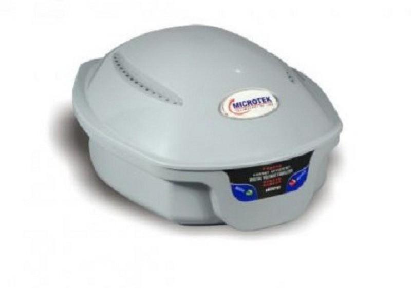 Microtek EMT 0709 Voltage Stabilizer(Grey)