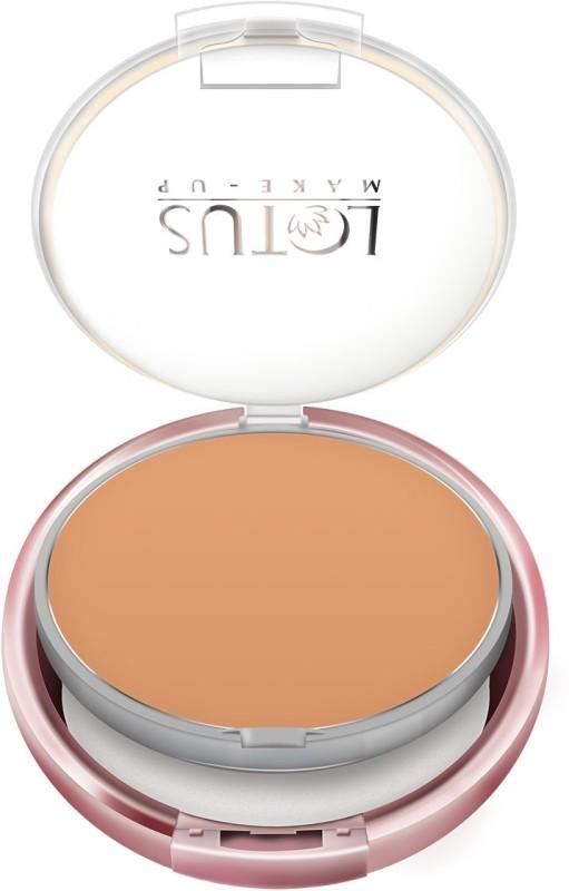 Lotus Makeup Ecostay Insta-blend Compact - 10 g(Natrural Honey CC04)