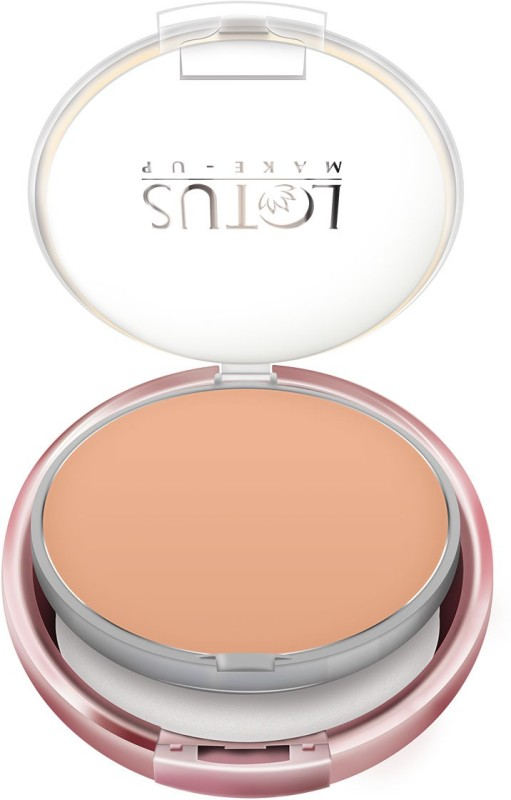 Lotus Makeup Ecostay Insta-blend Compact - 10 g(Nude Beige CC03)