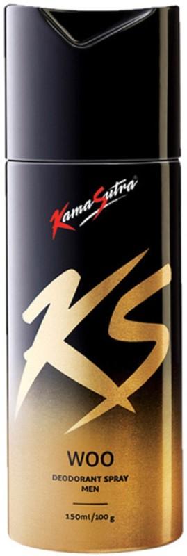 KamaSutra Woo Deodornt Spray 150ML Deodorant Spray - For Men(150 ml)