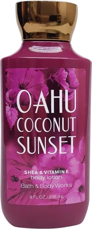 Bath & Body Works Oahu Coconut Sunset(236 ml)