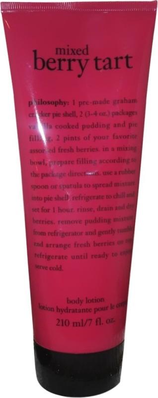Philosophy Mixed Berry Tart Lotion(210 ml)