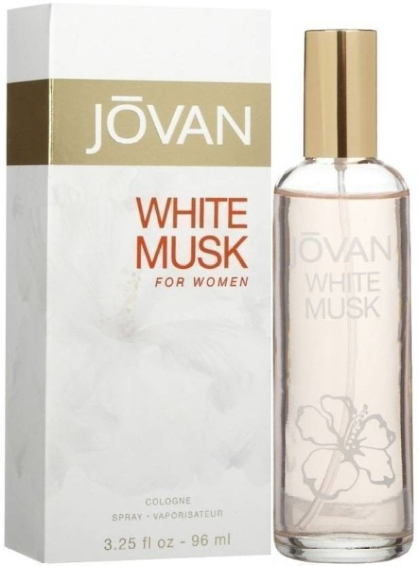 Jovan white musk for women Eau de Cologne  -  96 ml(For Women) image