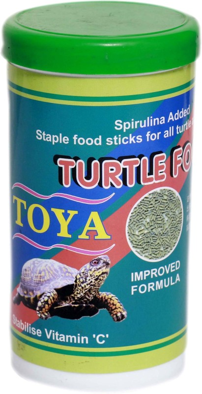Toya Turtle Sticks food 120 g Dry Turtle Food