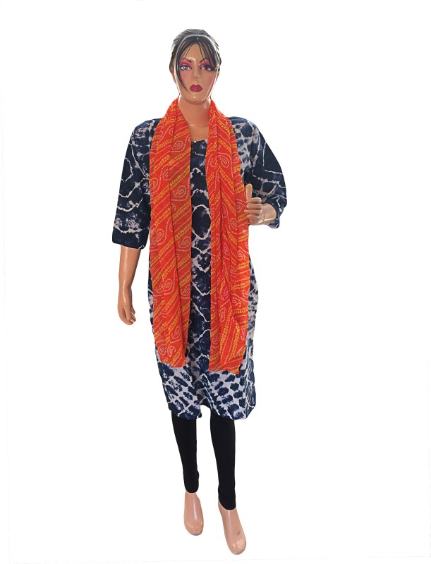 Aaradhya Fashion Printed Georgette Womens Stole