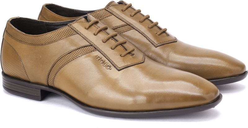 Lee Cooper LC2320 Lace Up For Men(Tan)