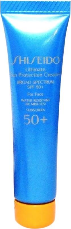 Shiseido Ultimate Sun Protection Cream - SPF 50+(18 ml)