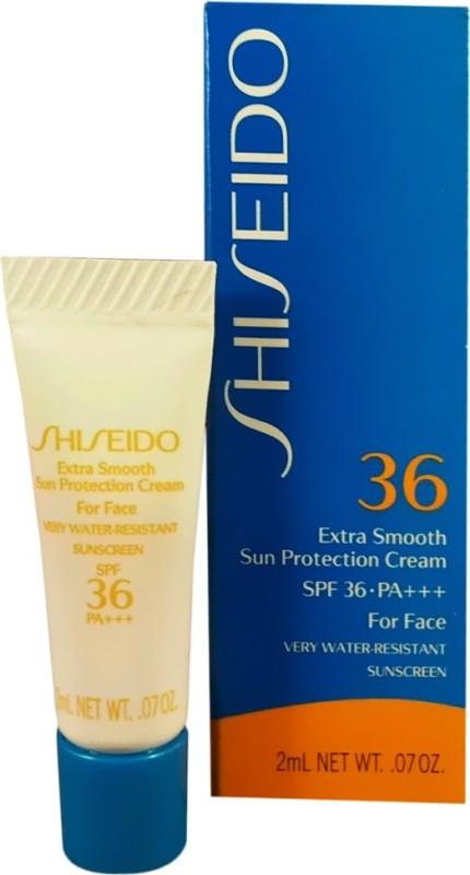 Shiseido Extra Smooth Sun Protection - SPF 36(2 ml)