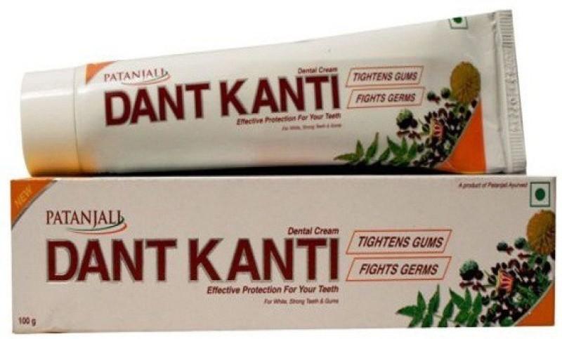 Patanjali Dant Kanti Natural Toothpaste(100 g)